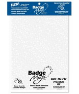 2-Pack Patch Attach Adhesive Kit Cut to Fit Freestyle Badge Magic (No Se... - $22.95