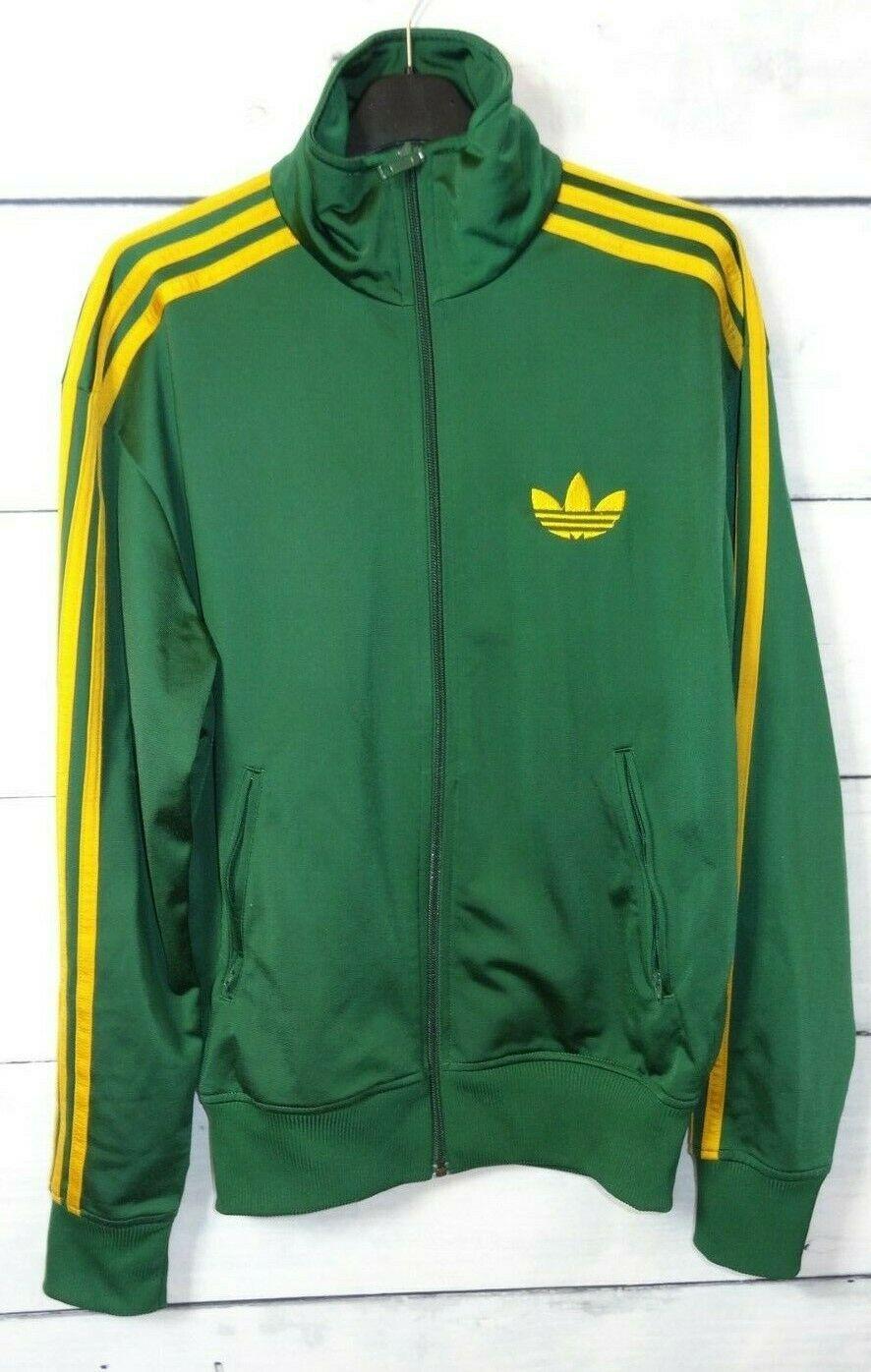 Vintage Green Adidas Track Jacket Size Xs Coats Amp Jackets