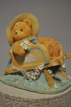 Cherished Teddies - Jennifer - 103810 Gathering The Blooms of Friendship - $11.87