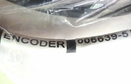NEW ASSEMBLY AUTOMATION 006639-5 ENCODER CABLE image 2