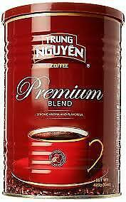 Primary image for Trung Nguyen Premium Blend Ground Coffee 15 oz~ FREE 2-3 DAYS SHIPPING