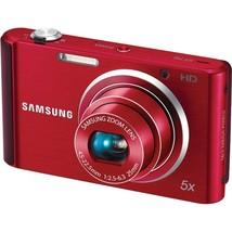 Samsung ST Series ST76 16.1MP Digital Camera - Red - $212.85