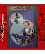 Shopping Cart Seat Cover by Safe 'n Secure - $18.80