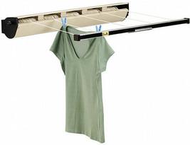 """5-Line Retractable Clothesline Extends to 34"""" Indoor Outdoor Hang Dryer ... - $82.50"""