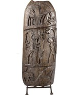 Sculpture Statue DOVETAIL Antique Shield New With Stand - $1,989.00