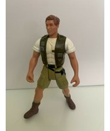 1995 Kenner Congo the Movie Peter Elliot Action Figure  - $5.93