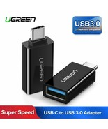 UGREEN® Type C Adapter Type-C To USB 3.0 OTG Cable Adapter USB C Converter - $4.79+