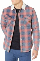 Buffalo David Bitton Men's Long Sleeve Button Down Sherpa Jacket S - $64.34