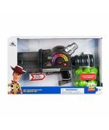 Disney Collection ZURG Blaster w/ 12 Glow-In-Dark Foam Balls Toy Story E... - $34.99