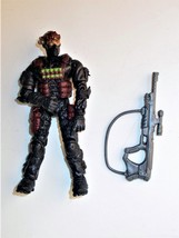 "2011 Lanard The Corps Covert Commando Hugo Ortiz Shadow 3.75"" Action Figure - $4.99"