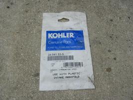 Kohler Carburetor Gasket #24 041 53-S - $6.88
