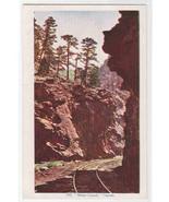 Railroad Track Mother Grundy Colorado 1910c postcard - $5.94