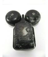 Hammer Ringer Wall mount alarm phone Bell System Western Electric Vintage Black - $29.69
