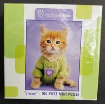 Rachael Hale Jimmy 100 piece Cat Kitty Kitten Puzzle - $11.40