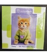Rachael Hale Jimmy 100 piece Cat Kitty Kitten Puzzle - $11.40
