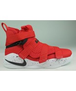 LEBRON SOLDIER XI FLYEASE YOUTH SIZE 1.5 UNIVERSITY RED NEW COMFORTABLE - $119.99