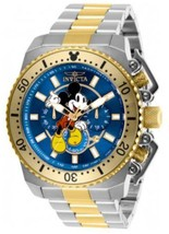 INVICTA Disney Mickey Mouse Chronograph 3000 limited Wristwatch 27289 - $252.45
