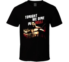 King Leonidas Action Hell T Shirt - $18.49+