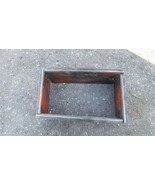 Steel sand casting flask large form foundry mold  - $47.50