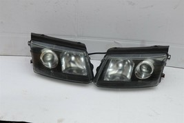 98-00 Volkswagen Passat B5 Projector Halogen Headlight Head Lights Lamps Set L&R image 1