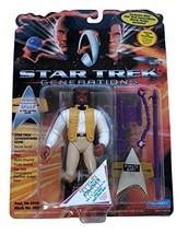 Star Trek Generations Lieutenant Commander Worf in 19th Century Outfit 4... - $12.73