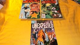 Bronze Age UNEXPECTED LOT of Three!! 206, 207 & 221 * 1981-1982 * Three ... - $17.00