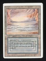 Magic: the Gathering Revised Edition Underground Sea Dual Land - $425.00