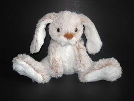 """Melissa & Doug Burrow Rabbit Bunny Sitting Plush 9"""" - $11.88"""