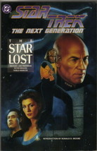 Star Trek The Next Generation The Star Lost Trade Comic Book 1993 DC NEW... - $12.55