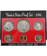 1976-S Proof Set United States US Mint Original Government Packaging Box... - $314,39 MXN