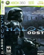 Halo 3 ODST Microsoft Xbox 360 with manual - $7.66