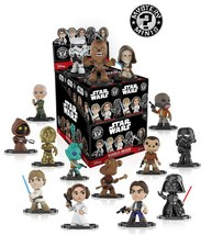 Star Wars Classic Mystery Minis Display Case of 12 Blind Box Bobble Head... - $101.99
