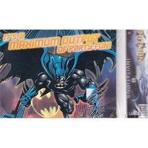 Batman Vintage Invitations w/ Envelopes (8ct) - $3.91