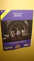 Module - R1 - Salvation *NM/MT 9.8* Dungeons Dragons Old School Meat Grinder - $24.00