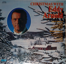 "Eddy Arnold & Henry Mancini ""Christmas With""  RCA Records   DPL1-0079 - $9.00"
