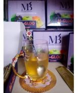 M-GLOO Collagen Mariam Beauty Botanical Beverage Apple Juice Anti-Aging ... - $80.90