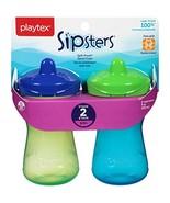 Playtex Sipsters Stage 2 Spill-Proof, Leak-Proof, Break-Proof Spout Sipp... - $11.25