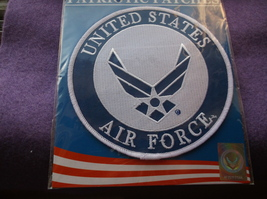 U.S.Air Force New Logo Patch Large - $7.95