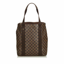 Pre-Loved Louis Vuitton Brown Damier Cabas Beaubourg Tote Bag Spain - $791.41
