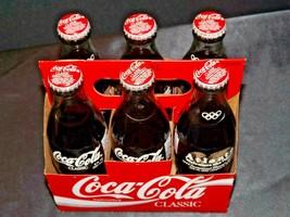 1996 Coca-Cola Classic Commemorative Bottle Series AA-191693 Vintage 49000-0813 image 2