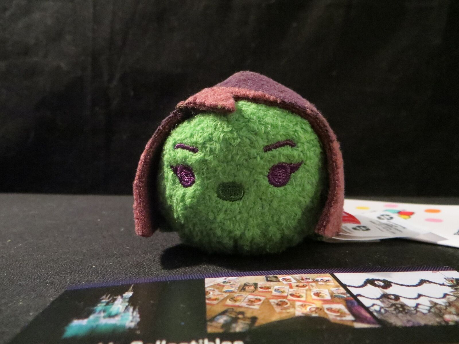 "Primary image for Disney Store authentic Gamora Guardians of the Galaxy 3.5"" Tsum Tsum mini USA"