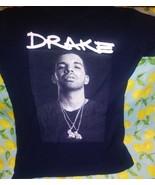 Drake Hip Hop R&B Rap Freestyle  Band Graphic Artist  T Shirt Sz S - $22.18