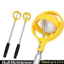1Pc Golf Ball Pick Up Tools Telescopic Golf Ball Retriever Retracted Gol... - $16.94