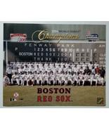 Boston Red Sox 2004 World Series Champions Team Photo 16x20 Large LTD Ed... - $29.58