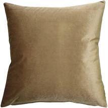 Pillow Decor - Corona Sable Velvet Pillow 16x16 - $694,89 MXN
