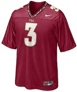 NIKE Florida State Seminoles NCAA #3 Large 16/18 Youth Football Jersey NEW - $40.75