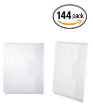Wilson Jones Clear Tabbed Envelope, 20 Sheet Capacity, 3 Hole Punched, 1... - $240.91