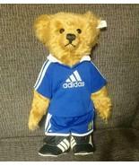 Japan Limited to 1500 No. 926 ADIDAS x TEDDY BEAR Uniform Teddy Bear 2002 - $616.46