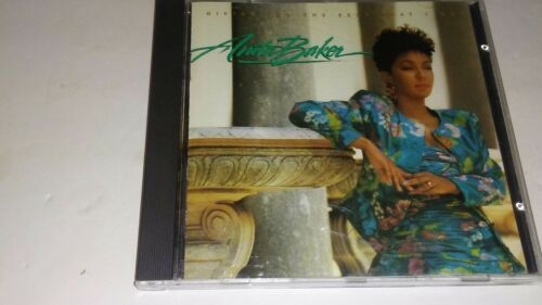 Primary image for Anita Baker : Dando You The Best That i Got CD (1988)