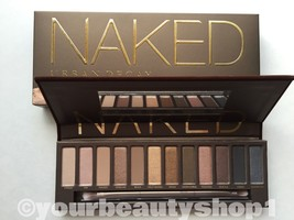 Brand New URBAN DECAY NAKED 1 Palette Eye Shadow 100%Authentic Priority ... - $222.06